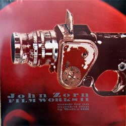 JOHN ZORN ''Film Works II'' (1995 Japan press, obi, TFCK-88753, mint/mint) (CD) (D)