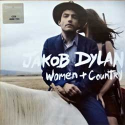BOB DYLAN (JAKOB DYLAN) ''Women + Country'' (2010 Russian press, Sony/BMG holographic sticker, 88697699162, ex+/mint) (CD)