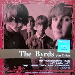 BYRDS ''The Byrds Play Dylan (Collections)'' (1974 RI 2008 Russian press, Sony/BMG holographic sticker, 88697381122, ex/mint) (CD)