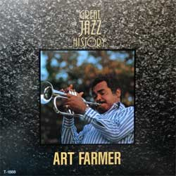 ART FARMER ''Modern Art (Great Jazz Story)'' (1958 RI Japan press, T-1888, barcode 4988038021906, ex+/mint) (CD) (D)