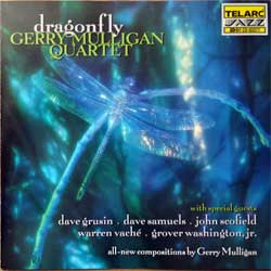 GERRY MULLIGAN QUARTET ''Dragonfly'' (1995 Austrian press for USA market, CD-83453-C/CD-83377, matrix DADC Austria, mint/mint) (CD)