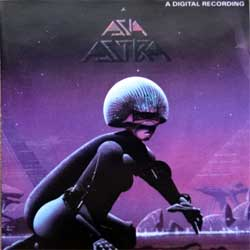 ASIA ''Astra'' (1985 RI 1990's Russian RARE press, GED24072, matrix ASTRA, ex-/mint) (CD)
