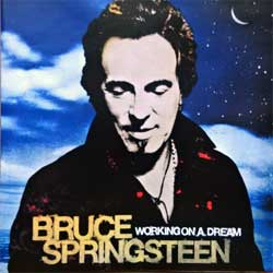 BRUCE SPRINGSTEEN ''Working On A Dream'' (2009 Russian RARE press, 886974135524, mint/mint) (CD)