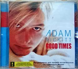 ADAM RICKITT ''Good Times'' (1999 Russian press, 543 142-9, mint/mint, still sealed) (CD)