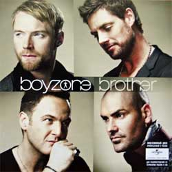 BOYZONE ''Brother'' (2010 Russian press, 4605026704626, ex+/mint) (CD)