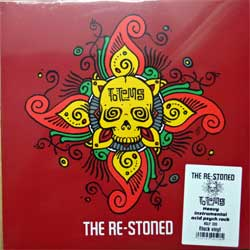 винил LP RE-STONED ''Totems'' (2014 Holland RARE press, limited edition 400 copies, BLACK vinyl, HSLP 330, mint/mint, still sealed) (D)