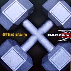 RACER X ''Getting Heavier'' (2004 Russian press, IROND CD 04-DD121, ex-/mint) (CD)