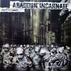 ABADDON INCARNATE ''Dark Crusade'' (2004 Spain 1st press, XM 014 CD, matrix Grupo Media, mint/mint) (CD)