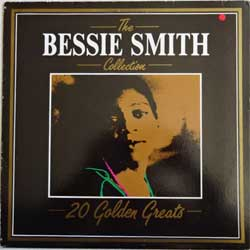 винил LP BESSIE SMITH ''The Bessie Smith Collection: 20 Golden Greats'' (1984 Italy press, DVLP 2008, ex-/vg+)