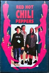 книга RED HOT CHILI PEPPERS (2001, Москва, Гелеос, тираж 3000, ex+)