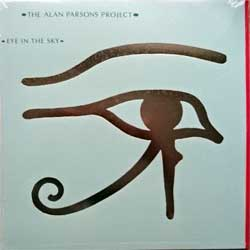 винил LP ALAN PARSONS PROJECT ''Eye In The Sky'' (1982 RI 2016 EU press, golden foil stamping, 88985375431, new, sealed)