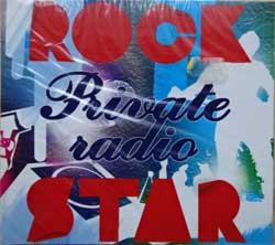 PRIVATE RADIO ''Rock Star'' (2008 Russian press, SAPCD 171, mint/mint, still sealed)(CD)
