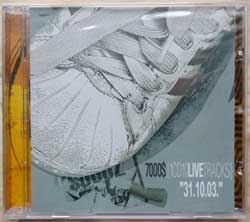 7000$ ''[1CD10LIVETRACKS} 31.10.03'' (2006 Russian press, C30357, mint/mint, still sealed)(CD)
