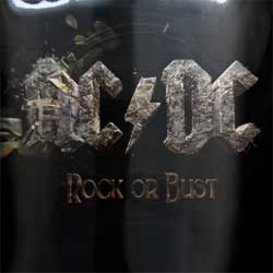 винил LP AC/DC ''Rock Or Bust'' (2014 EU press, gatefold, lenticular front cover, 24-page booklette, 888750348418, new, sealed)