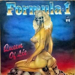 винил LP FORMULA 1 ''Queen Of Lie'' (1992 Russian press, R60 00491, ex/ex)