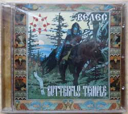 "BUTTERFLY TEMPLE ""Велес"" (2000 RI 2002 Russian press, IROND CD 02-367 УП, mint/mint, still sealed)(CD)"