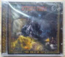 "BUTTERFLY TEMPLE ""Тропою крови по воле рода!"" (2003 Russian press, IROND CD 03-440 УП, mint/mint, still sealed)(CD)"