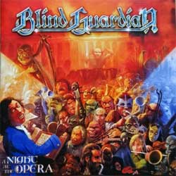 BLIND GUARDIAN ''A Night At The Opera'' (2002 EU (Holland) press, 72431182529, matrix EMI UDEN 8118252 @ 1 1-1-1-NL, mint/mint) (CD)