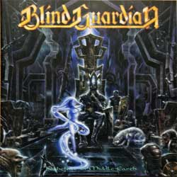BLIND GUARDIAN ''Nightfall In Middle-Earth'' (1998 EU (Holland) press, 724384589929, matrix EMI UDEN 8458992 @ 1 1-1-25-NL, near mint/ex) (CD)