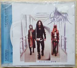 SATARIAL ''Heidenlarm'' (2001 RI 2005 Russian press, SAPCD 056, mint/mint, still sealed)(CD)