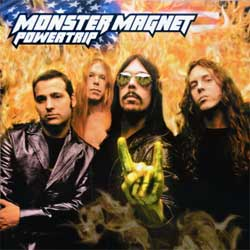MONSTER MAGNET ''Powertrip'' (1998 German press, 540 908-2, matrix 4xUniversal logo 07314 540 908-2 01*51394046 made in Germany by EDC, mint/mint) (CD)