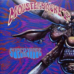 MONSTER MAGNET ''Superjudge'' (1993 RI German press, 540 079-2, matrix 4xUniversal logo 07314 540 079-2 04*50977370 made in Germany by EDC, mint/mint) (CD)
