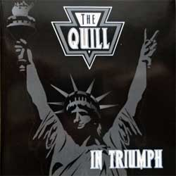 QUILL ''In Triumph'' (2006 German press, SPV 99832 CD-E, matrix sonopress 51829498/99832-1 21, mint/mint) (CD)