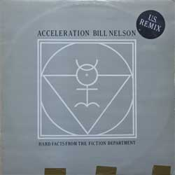 винил LP BE BOP DELUXE (BILL NELSON) ''Acceleration'' (4-track 12'') (1984 UK press, COQ T 15, vg+/vg+)