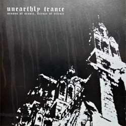 UNEARTHLY TRANCE ''Season Of S?ance, Science Of Silence'' (2003 USA press, TMC072CD, matrix PLAY-IT PRODUCTIONS TMC72 150658 01, mint/mint) (CD)