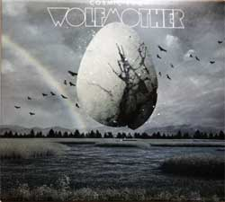 WOLFMOTHER ''Cosmic Egg'' (2009 EU press, gatefold digisleeve, 28-page booklette, 0602527140117, matrix 4xUniversal logo 2714011 01, ex/mint) (CD)