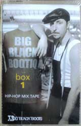аудиокассета BIG BLACK BOOTS ''Box 1'' (Respect Production Records press, sealed) (MC571)