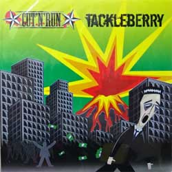 CUT'N'RUN/TACKLEBERRY ''Split CD'' (2006 Russian press, km 024, ex/ex) (CD)