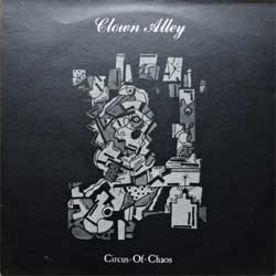 винил LP CLOWN ALLEY ''Circus Of Chaos'' (1986 UK press, insert, VM101, ex-/ex-)