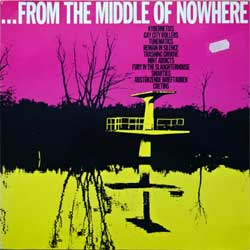 винил LP va …FROM THE MIDDLE OF NOWHERE (1987 German press, LKT 004, vg+/ex)