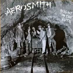 AEROSMITH ''Night In The Ruts'' (1979 RI 1993 Austria press, 01-474968-10, matrix Sony Music S4247496810-0101 51 A4, near mint/mint) (CD)