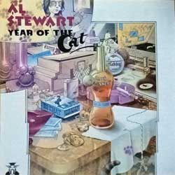 AL STEWART ''Year Of The Cat'' (1976 RI 2004 USA press, R2 78065, matrix 3 R2 78065-2 02 M1S1, ex+/mint) (CD)