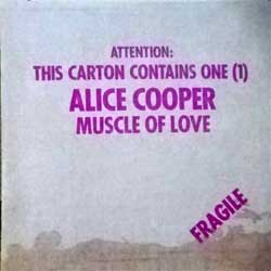 ALICE COOPER ''Muscle Of Love'' (1973 RI 1998 German press, 7599-26226-2, matrix 759926226-2.2 10/98, mint/mint) (CD)