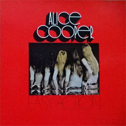 ALICE COOPER ''Easy Action'' (1970 RI 1989 USA press, 773391-2, 73391-2 (V):. :mastered: by .Nimbus., mint/mint) (CD)