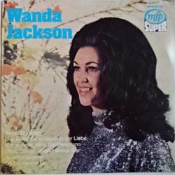 винил LP WANDA JACKSON ''Wanda Jackson'' (German press, 1M 049-81 436, near mint/ex)