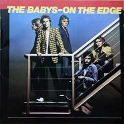 BABYS ''On The Edge'' (1980 RI 2009 UK press, CANDY055, matrix |CANDY055|025544|, mint/near mint) (CD)