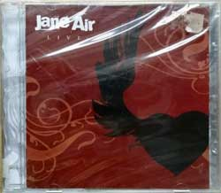 JANE AIR ''Live'' (2005 Russian press, mint/mint, still sealed) (CD)