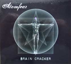 SCANG (ATOMFEAR) ''Brain Cracker'' (Russian press, mint/near mint) (digipak) (CD)