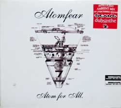SCANG (ATOMFEAR) ''Atom For All'' (2004 Russian press, KA 106, mint/near mint, still sealed) (digipak) (CD)