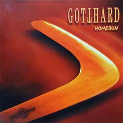 GOTTHARD ''Homerun'' (2001 EU press, matrix Sonopress, 74321 79479 2, near mint/ex+) (CD)