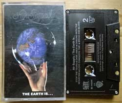 аудиокассета AIR SUPPLY ''The Earth Is…'' (1991 Canada press, CR, Dolby HX PRO, 92 44264, mint/mint) (MC3881)