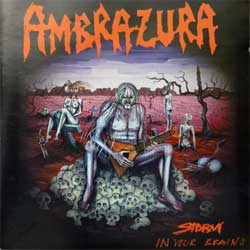 AMBRAZURA ''Storm In Your Brain'' (2003 Russian press, SCP 006, near mint/mint) (CD)