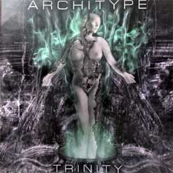 ARCHITYPE ''Trinity'' (2008 Russian press, ex/mint) (CD)