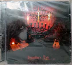 CAPITOLLIUM ''Seraphim's Lair'' (2004 Russian press, MHP 04-029, mint/mint, still sealed) (CD)