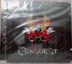 CONQUEST ''Empire'' (2009 Russian press, MR 042-09, mint/mint, still sealed) (CD)