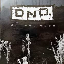 D.N.O. ''Do Not Open'' (2006 Russian press, MYST CD 087, mint/mint) (CD)